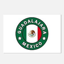 Guadalajara Postcards (Package of 8)