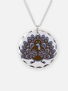 Vintage Turkey Necklace