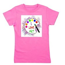 Cute Expressions Girl's Tee