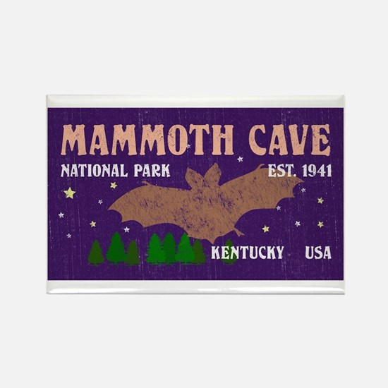 Cute Wind cave national park Rectangle Magnet