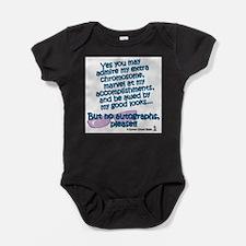 Cute Advocate Baby Bodysuit