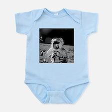 Apollo 12 Astronauts explore the Moon Body Suit