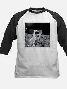 Apollo 12 Astronauts explore the M Baseball Jersey