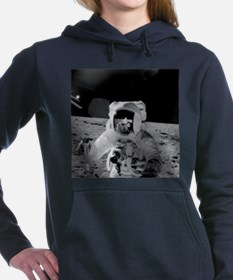 Apollo 12 Astronauts exp Women's Hooded Sweatshirt