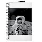 Moon Journals & Spiral Notebooks