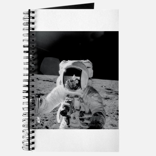 Apollo 12 Astronauts explore the Moon Journal