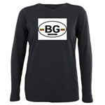 BULGARIA.png Plus Size Long Sleeve Tee