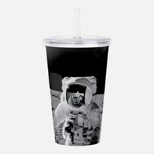 Apollo 12 Astronauts e Acrylic Double-wall Tumbler
