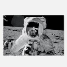 Apollo 12 Astronauts expl Postcards (Package of 8)
