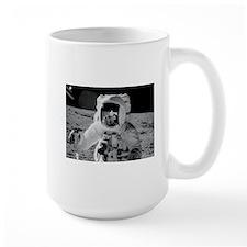 Apollo 12 Astronauts explore the Moon Novembe Mugs