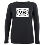 VB4.png Plus Size Long Sleeve Tee