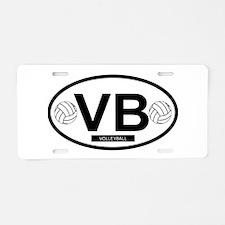 VB4.png Aluminum License Plate