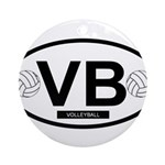 VB4.png Ornament (Round)