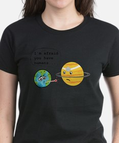 Cool Save the planet Tee