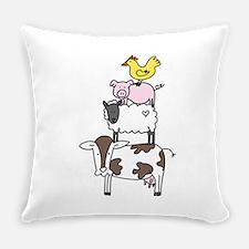 Farm Animals Cow Cattle Sheep Pig Chicken Everyday