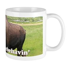 Ain't Moosebehavin' Alaskan Moose Mugs