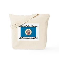 Saint Anthony Minnesota Tote Bag