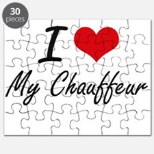 I love My Chauffeur Puzzle