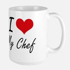 I love My Chef Mugs