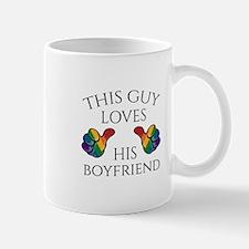 This Guy Loves His Boyfriend Mug
