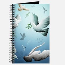Beautiful Doves Journal