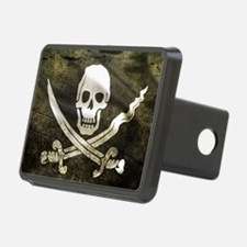 Pirate Flag Hitch Cover