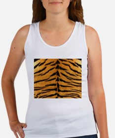 Tiger Fur Tank Top