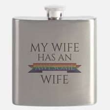 My Wife Has an Awesome Wife Flask