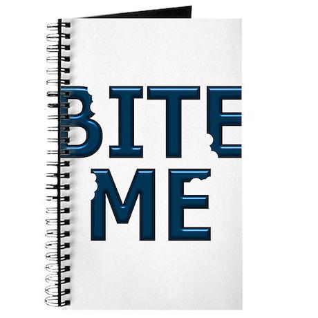 Bite Me Design II Journal