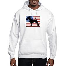American Beagle Hoodie