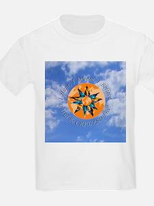 I Hope I Dream I Believe I will be CRPS RS T-Shirt