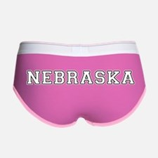 Nebraska Women's Boy Brief