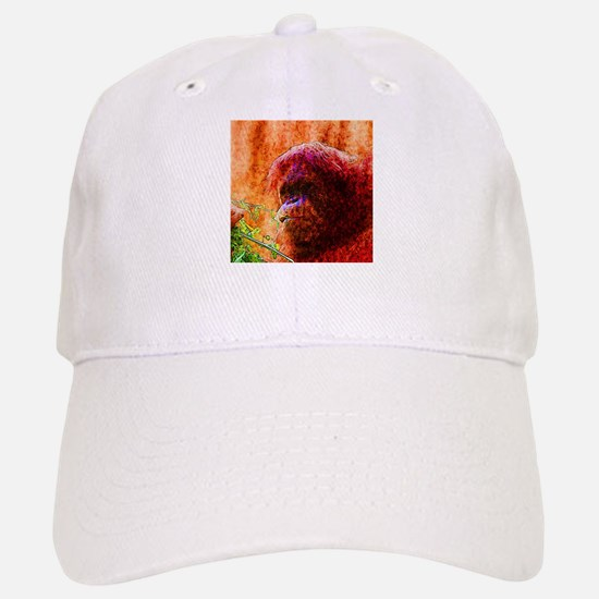 Abstract Animal Baseball Baseball Cap