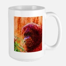 Abstract Animal Mugs