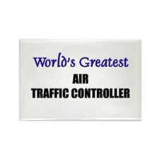 Worlds Greatest AIR TRAFFIC CONTROLLER Rectangle M