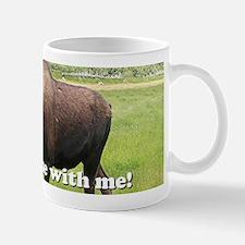 Don't moose with me Alaskan moose 2 Mugs