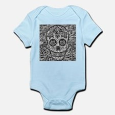 Polygon Sugarskull Body Suit