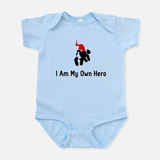 Sumo Hero Infant Bodysuit