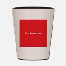 Your Image Here Shot Glass