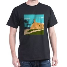 Fort Marion St. Augustine WPA T-Shirt