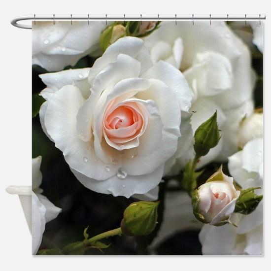 Rose20151101 Shower Curtain