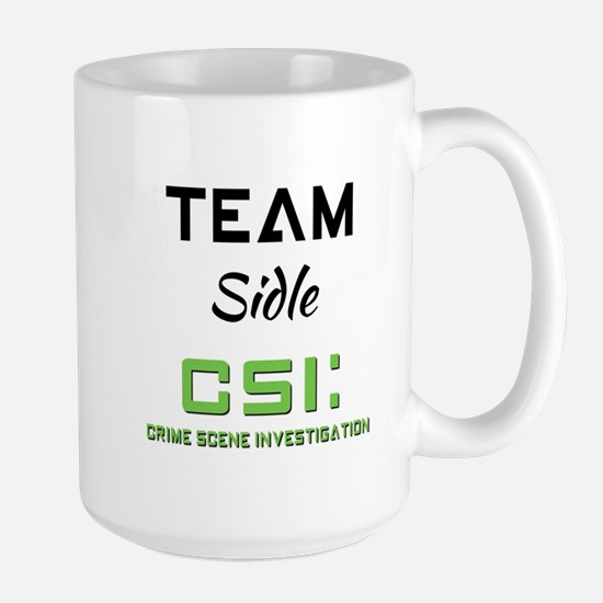 TEAM SIDLE Mugs
