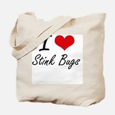 I love Stink Bugs Tote Bag