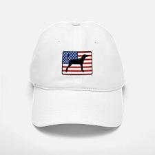 American Redbone Coonhound Baseball Baseball Cap
