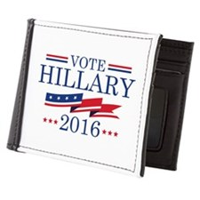 Vote Hillary 2016 Mens Wallet