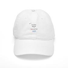 Clumber Lick Baseball Cap