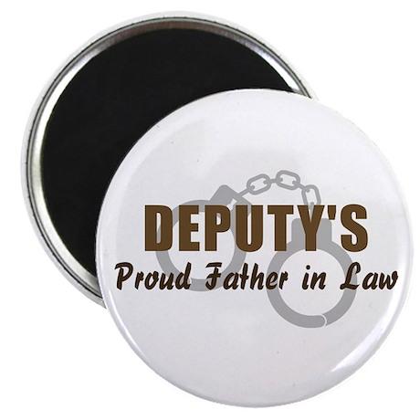 Deputy's Proud FIL Magnet
