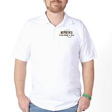 Deputy's Proud FIL T-Shirt