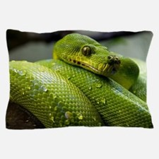 Funny Green chic Pillow Case
