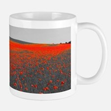 Poppy Field - Remember Mugs